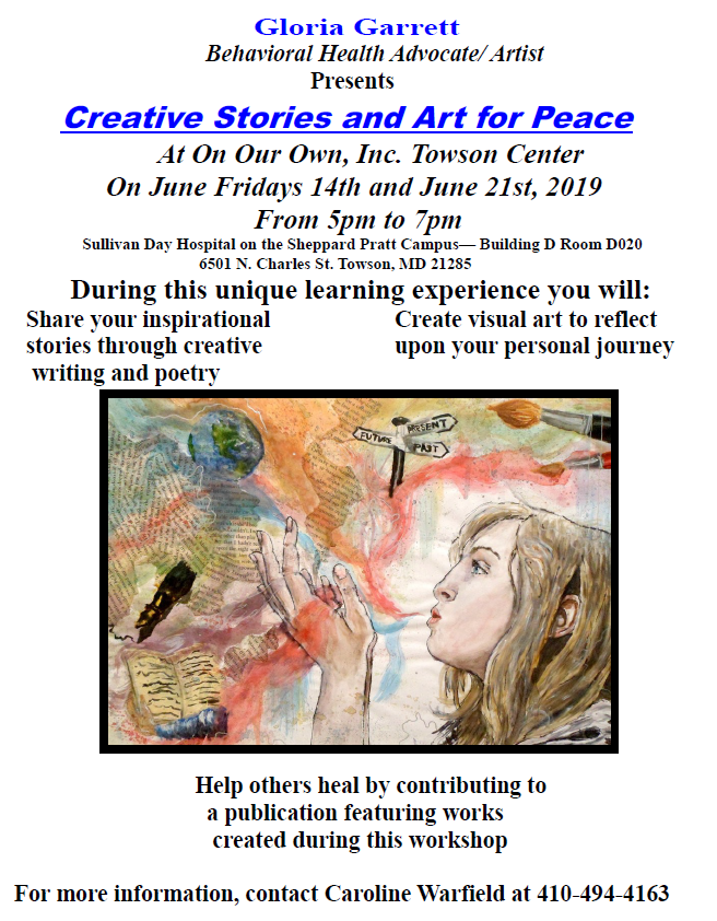 Creative Stories and Art for Peace